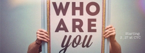 Who Are You Facebook Cover
