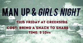 Man Up & Girl Night