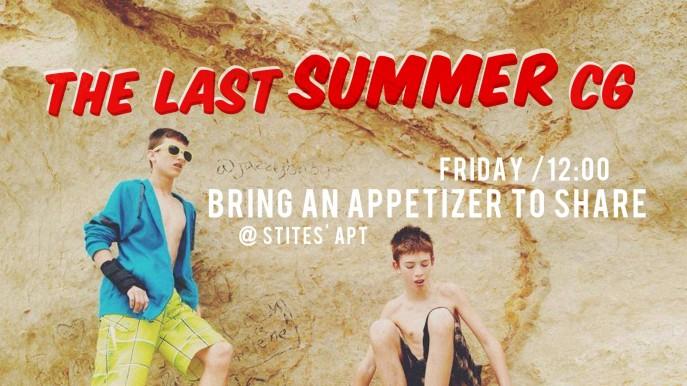 Summer CG's
