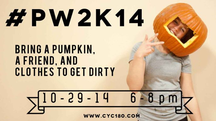 Pumpkin War 16x9
